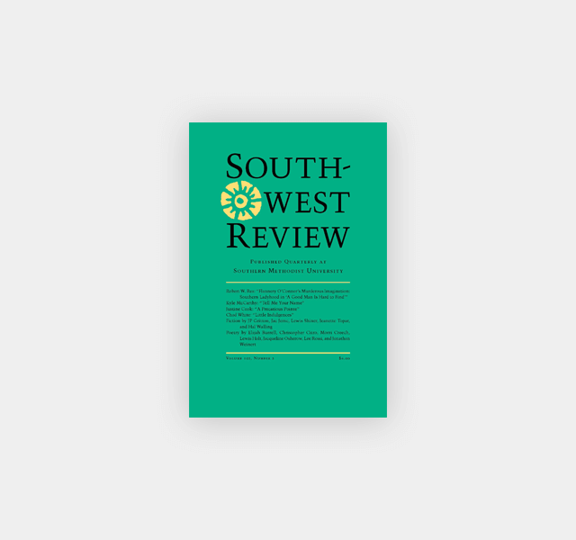 SMU Southwest Review