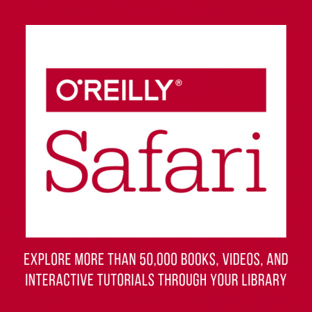 Safari Online Books, Videos and Tutorials