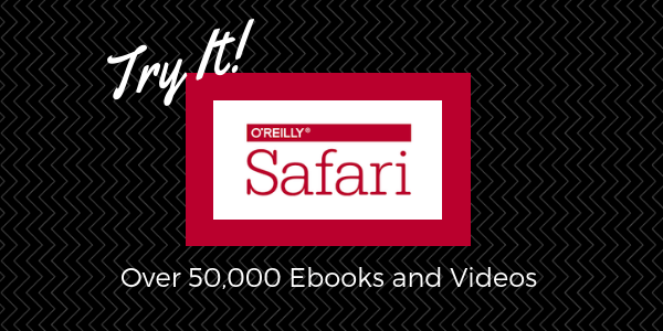 Safari Ebooks Online - Try It!