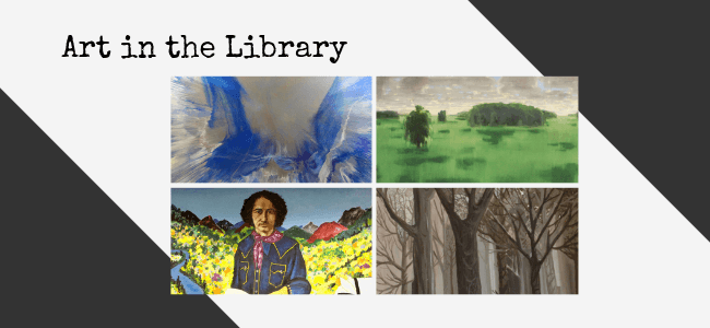Art in the Library