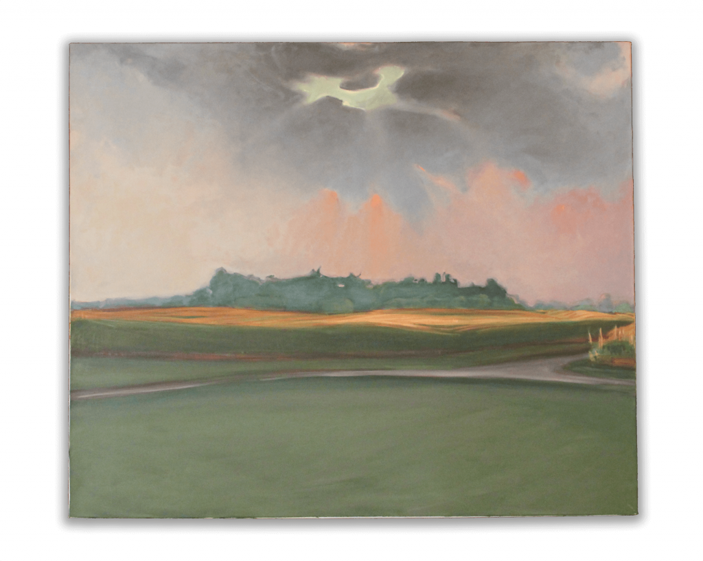 August Storm, Topp Farm
