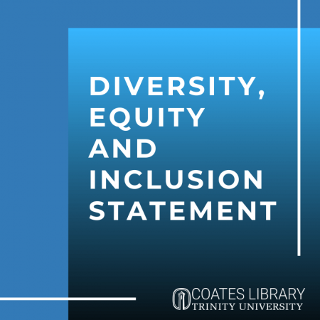 Diversity Equity and Inclusion Statement