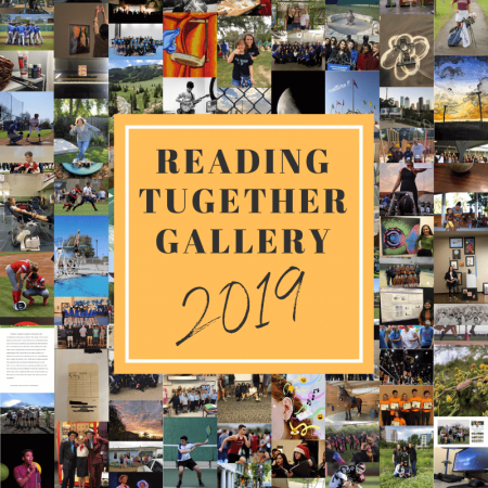 Reading Tugether Gallery 2019