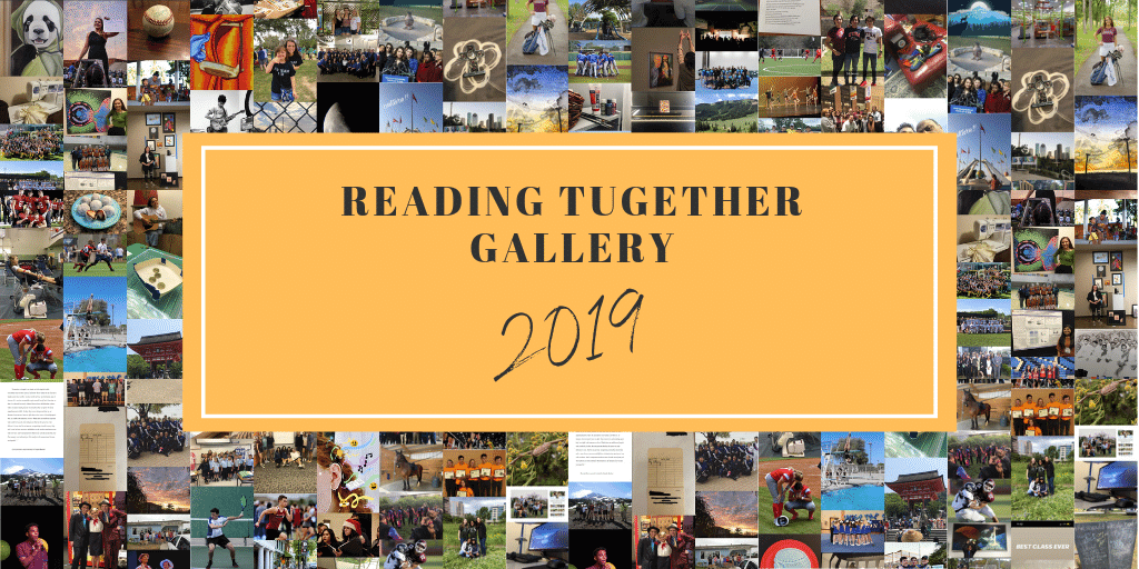 Reading TuGether Image Gallery 2019
