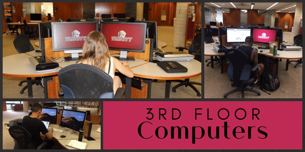 3rd Floor Computers