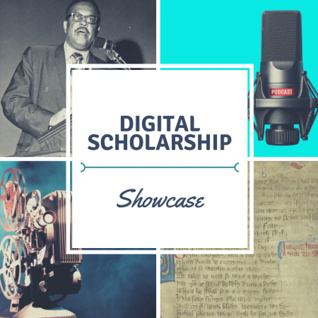 Digital Scholarship Showcase