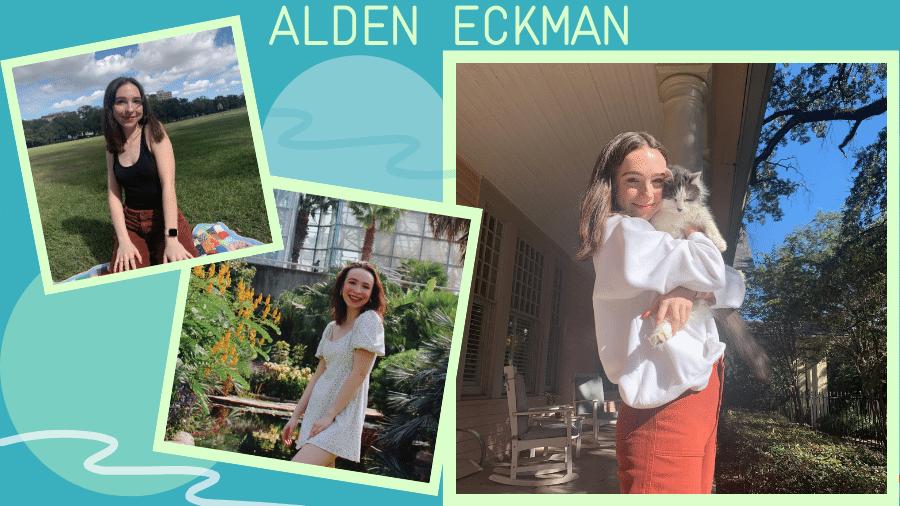 Alden Eckman Interview