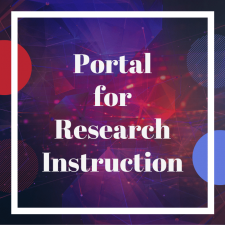 Portal for Instructional Research